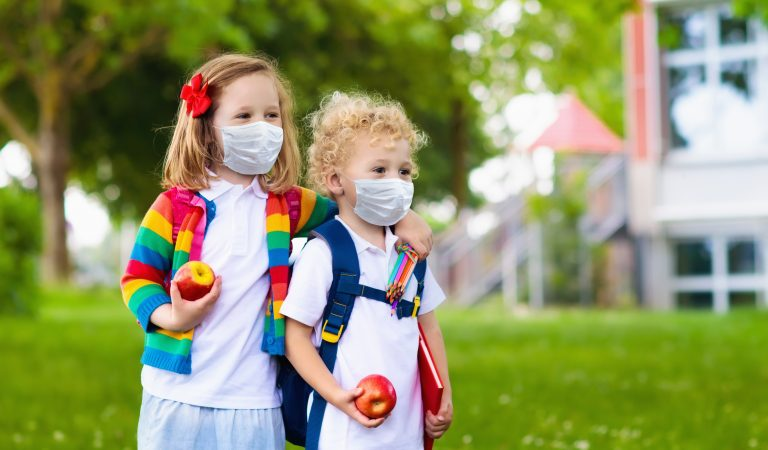 How Masks Are Harming Children?