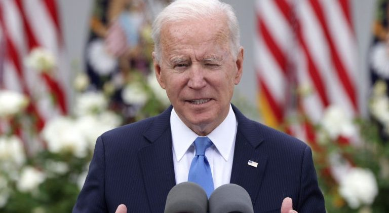 "Did Biden say ""Get Vaccinated or Wear a Mask Until You Do""?"