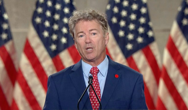 Is Dr. Faucy Culpable For The Entire Pandemic? ~ Senator Rand Paul