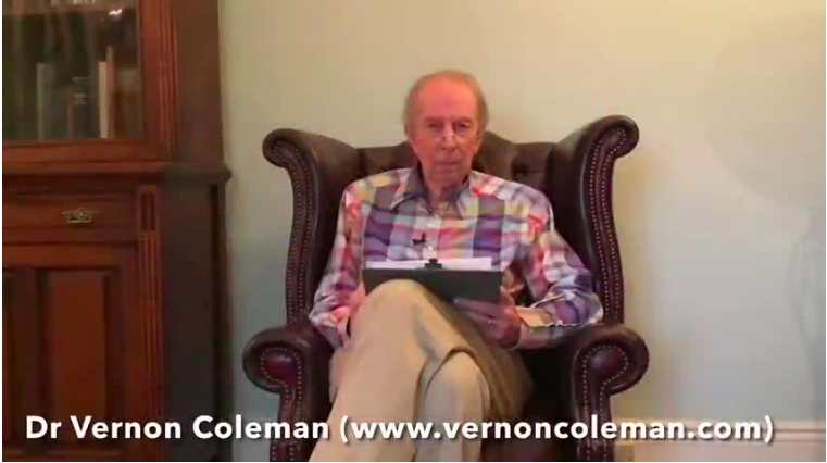 Could Covid Vaccines wipe out the Human Race? ~ Dr Vernon Coleman