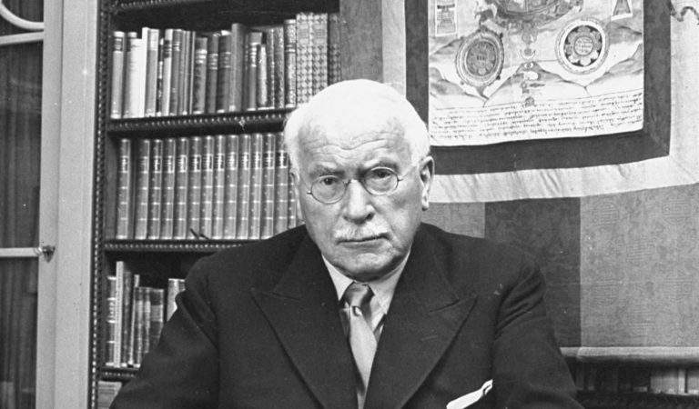 What is the immature Man-Child who is ruining society today? ~ Carl Jung