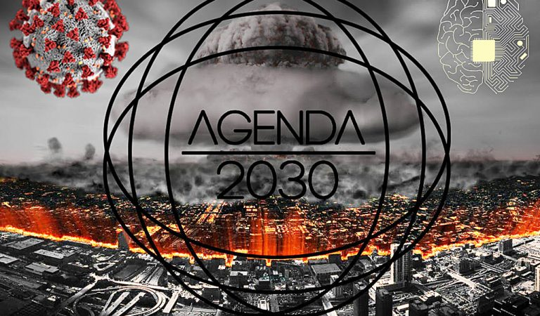 How is UN Agenda 2030 driving Force behind COVID-19?