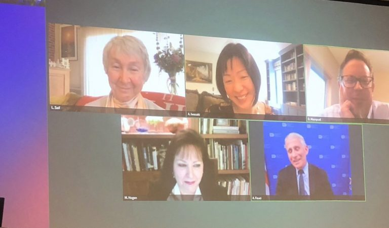 Did Dr. Fauci join Panel with Wuhan Lab 'Gain of Function' adviser?