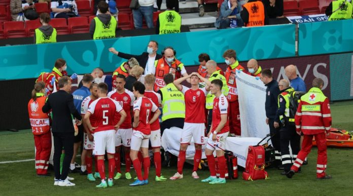 Did Danish Soccer Star Christen Ericksen Collapse because of the Covid Vaccine?