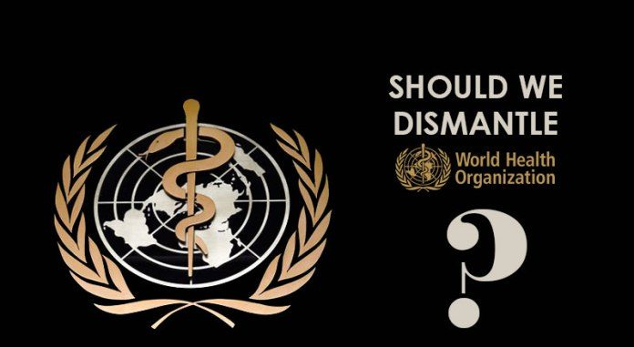 Should WHO be Dismantled?